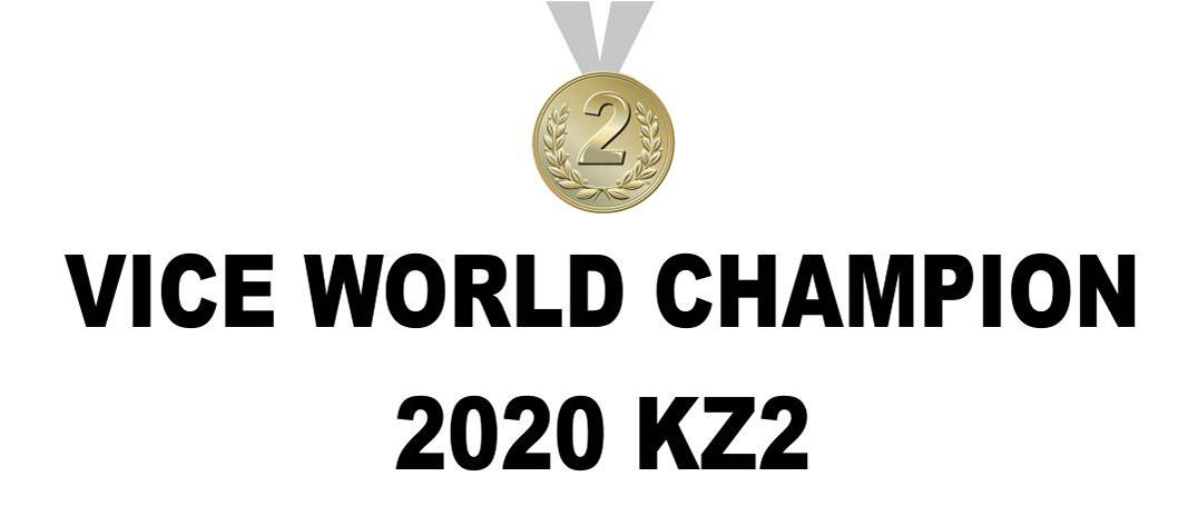 campione del mondo 2020